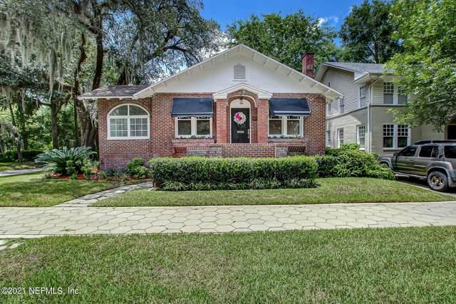 3697 Hedrick St, Jacksonville, FL 32205 (MLS #1121018) :: EXIT Real Estate Gallery
