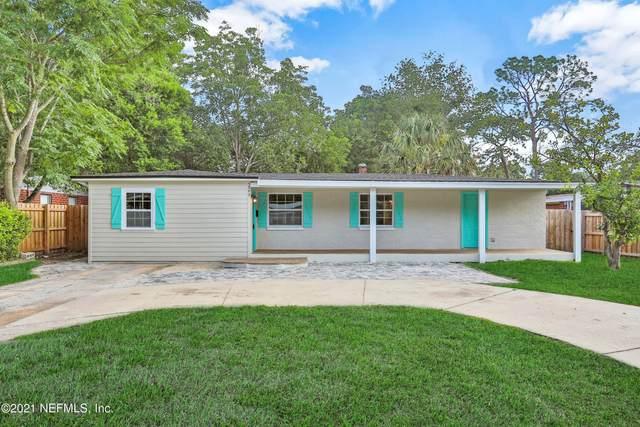 5943 Maple Leaf Dr S, Jacksonville, FL 32211 (MLS #1121095) :: Berkshire Hathaway HomeServices Chaplin Williams Realty