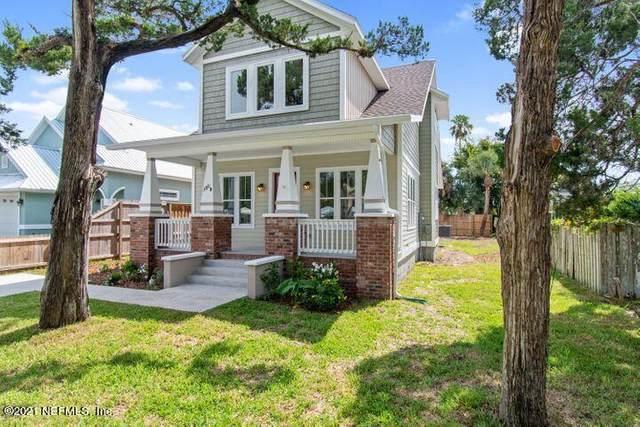 120 B Menendez Rd, St Augustine, FL 32080 (MLS #1121098) :: The Volen Group, Keller Williams Luxury International