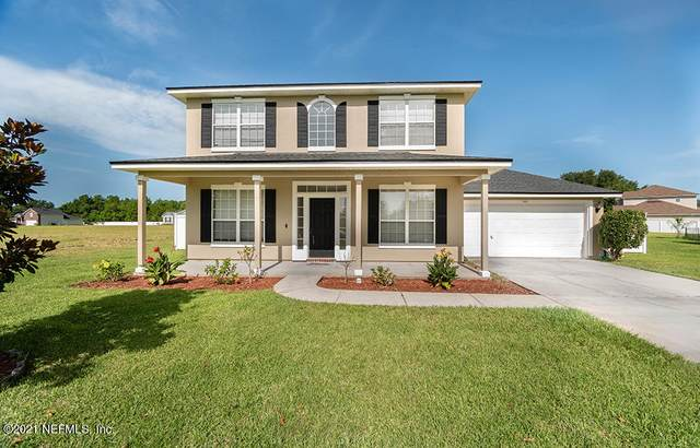 586 Independence Dr, Macclenny, FL 32063 (MLS #1121157) :: EXIT Real Estate Gallery