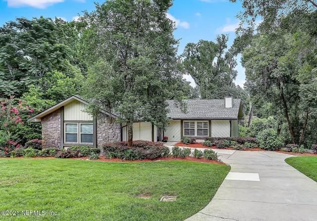 4155 Whispering Oaks Dr E, Jacksonville, FL 32277 (MLS #1121218) :: The Volen Group, Keller Williams Luxury International