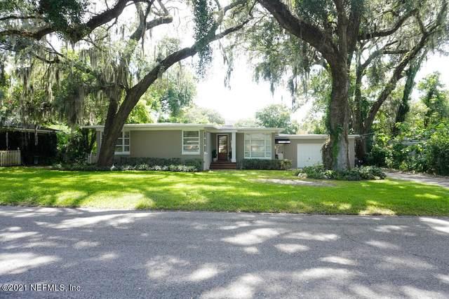 1318 Somerville Rd, Jacksonville, FL 32207 (MLS #1121235) :: The Huffaker Group