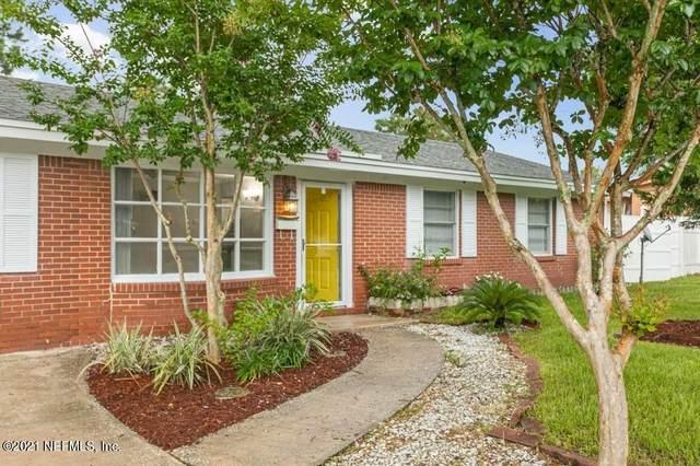 3003 W Dalehurst Dr, Jacksonville, FL 32277 (MLS #1121237) :: The Volen Group, Keller Williams Luxury International