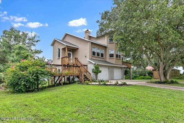 515 Fourteenth St, St Augustine, FL 32084 (MLS #1121251) :: Noah Bailey Group