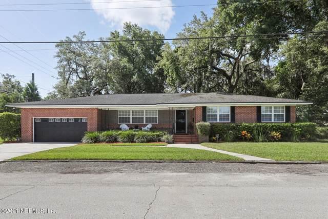 3776 Hilliard Rd, Jacksonville, FL 32217 (MLS #1121272) :: EXIT Inspired Real Estate