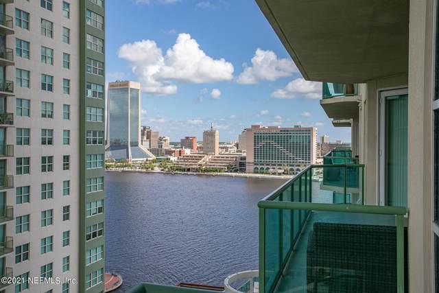 1431 Riverplace Blvd #1402, Jacksonville, FL 32207 (MLS #1121329) :: The Cotton Team 904