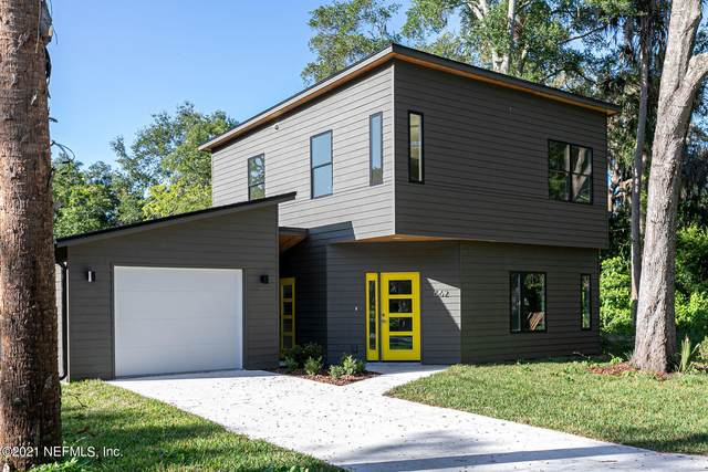 674 Pearl St, St Augustine, FL 32084 (MLS #1121335) :: The Collective at Momentum Realty