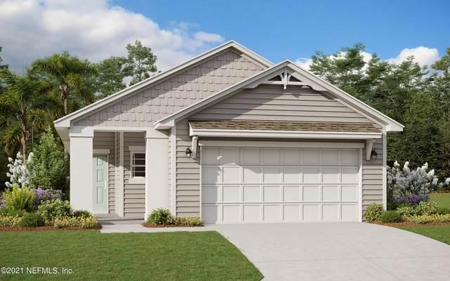 132 Starnberg Ct, St Augustine, FL 32095 (MLS #1121358) :: The Hanley Home Team