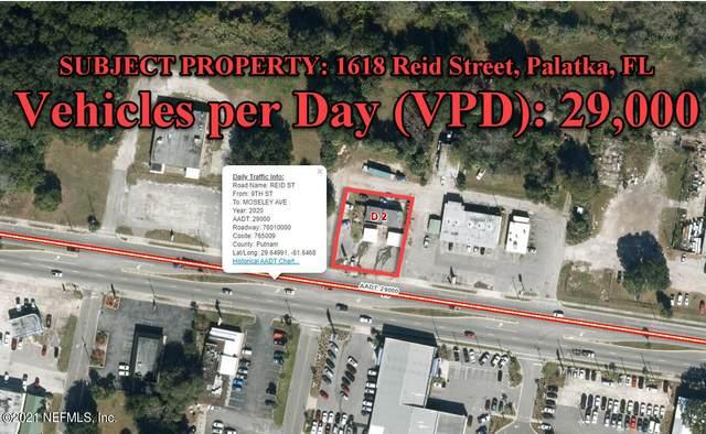 1618 Reid St, Palatka, FL 32177 (MLS #1121373) :: The Volen Group, Keller Williams Luxury International