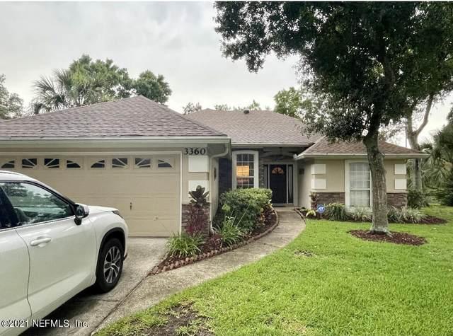 3360 Whippoorwill Ct, Jacksonville Beach, FL 32250 (MLS #1121379) :: Century 21 St Augustine Properties
