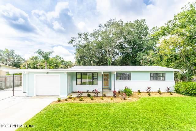 1624 Bentin Dr N, Jacksonville Beach, FL 32250 (MLS #1121389) :: The Hanley Home Team