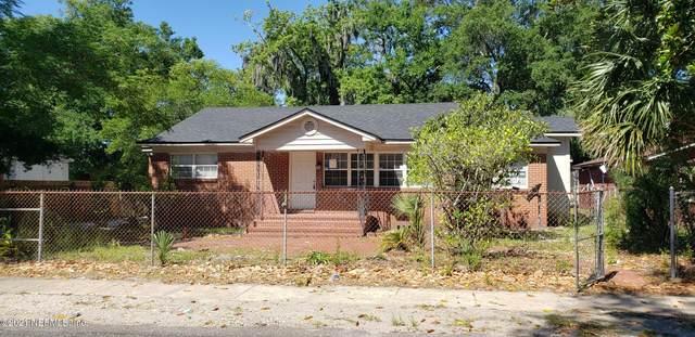824 Bunker Hill Blvd, Jacksonville, FL 32208 (MLS #1121390) :: The Huffaker Group