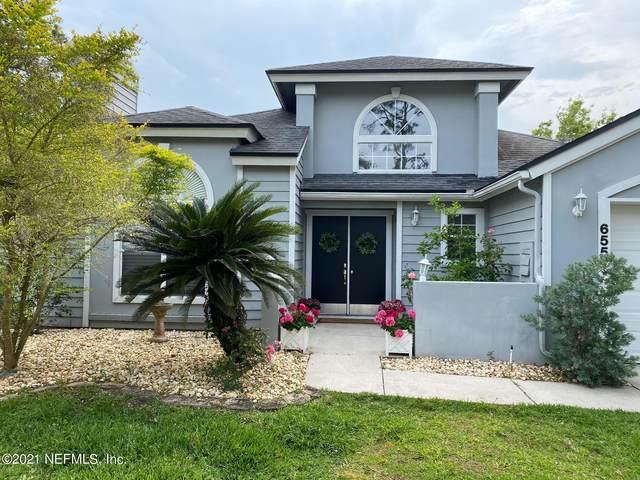 6557 Burnham Cir, Ponte Vedra Beach, FL 32082 (MLS #1121400) :: EXIT Real Estate Gallery