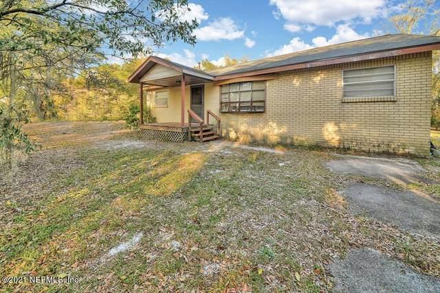 85076 Myrtice Rd, Yulee, FL 32097 (MLS #1121411) :: The Huffaker Group