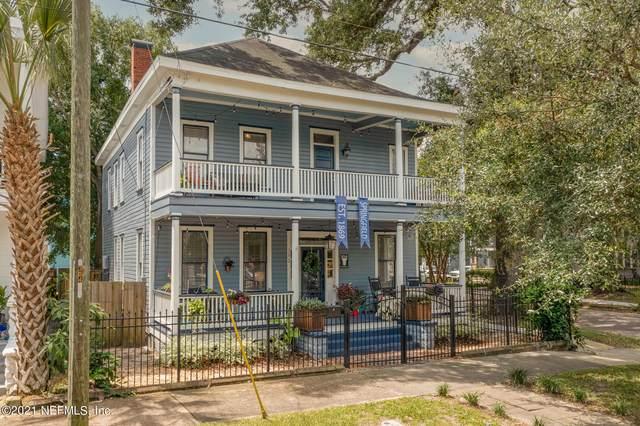302 E 2ND St, Jacksonville, FL 32206 (MLS #1121416) :: EXIT Real Estate Gallery