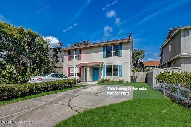 168 Pine St, Atlantic Beach, FL 32233 (MLS #1121417) :: Olson & Taylor | RE/MAX Unlimited
