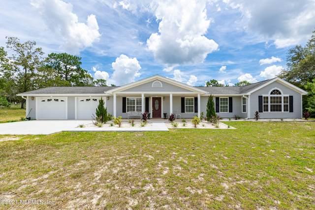 7645 Oak Forest Rd, Keystone Heights, FL 32656 (MLS #1121452) :: The Huffaker Group