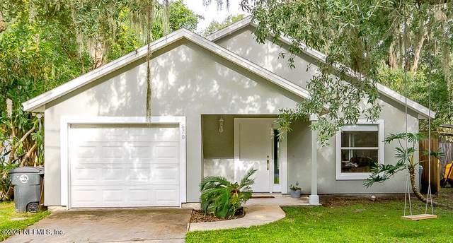 870 Camelia St, Atlantic Beach, FL 32233 (MLS #1121491) :: Olson & Taylor | RE/MAX Unlimited