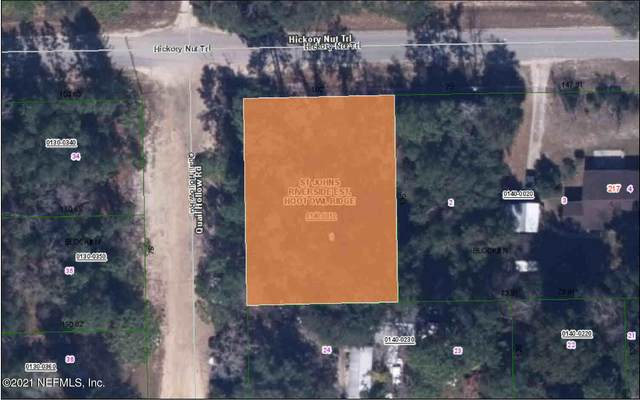 0 Hickory Nut Trl, Satsuma, FL 32189 (MLS #1121600) :: The Volen Group, Keller Williams Luxury International