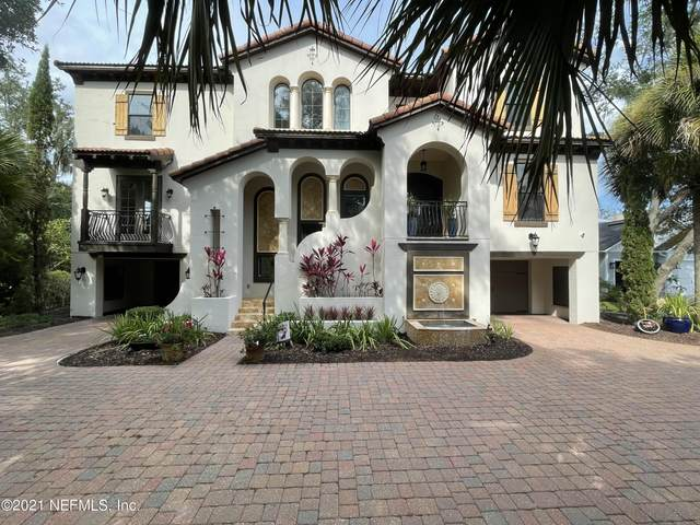 329 N Shipwreck Ave, Ponte Vedra, FL 32081 (MLS #1121601) :: Berkshire Hathaway HomeServices Chaplin Williams Realty