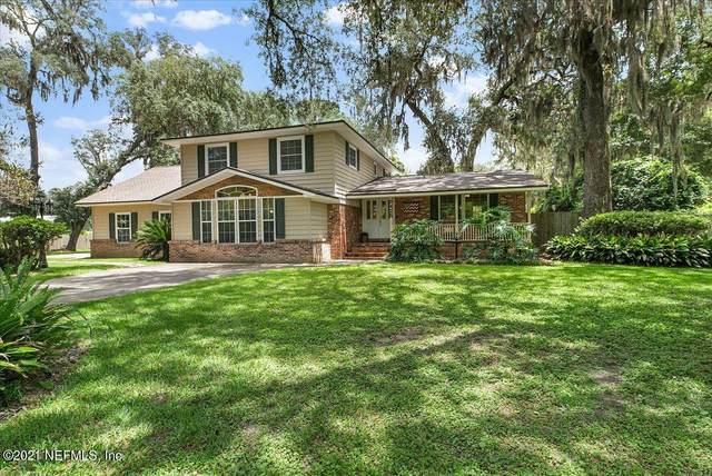 3425 Doctors Lake Dr, Orange Park, FL 32073 (MLS #1121641) :: Bridge City Real Estate Co.