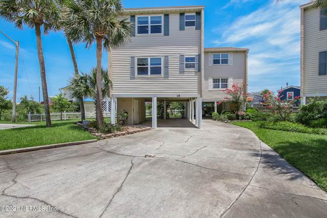 925 Tarpon Ave #18, Fernandina Beach, FL 32034 (MLS #1121646) :: EXIT 1 Stop Realty