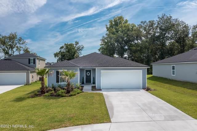 3012 Sheer Bliss Way, Orange Park, FL 32065 (MLS #1121650) :: The Hanley Home Team