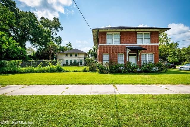 907 Copeland St, Jacksonville, FL 32204 (MLS #1121671) :: The Newcomer Group