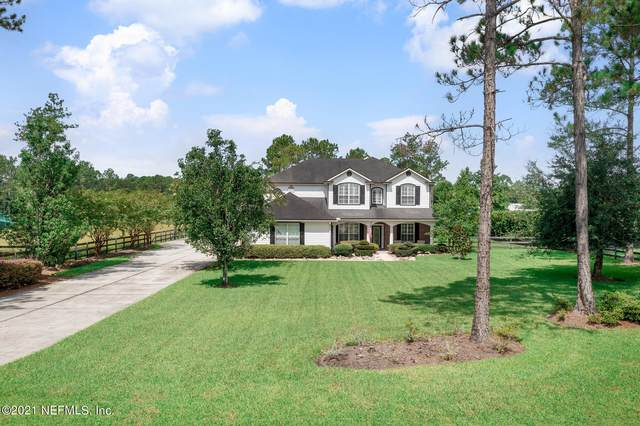223 Towers Ranch Dr, St Augustine, FL 32092 (MLS #1121677) :: The Hanley Home Team