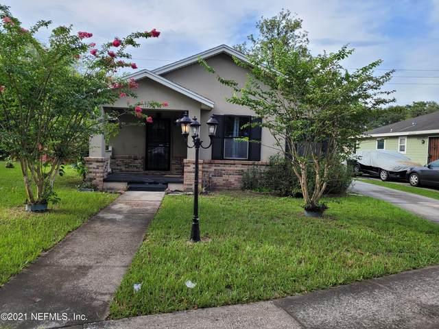 1149 W 32ND St, Jacksonville, FL 32209 (MLS #1121695) :: The Randy Martin Team | Watson Realty Corp