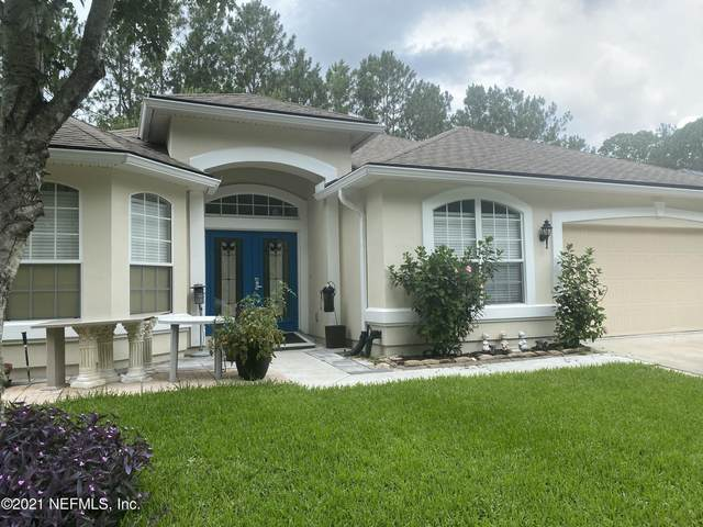 1522 Creek Point Blvd, Jacksonville, FL 32218 (MLS #1121705) :: The Newcomer Group