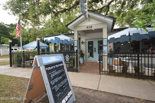 416 Ash St, Amelia Island, FL 32034 (MLS #1121747) :: Ponte Vedra Club Realty