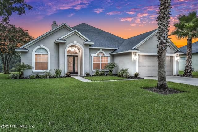 1408 Archer Ct, St Johns, FL 32259 (MLS #1121762) :: Memory Hopkins Real Estate