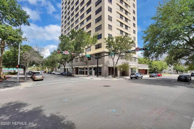 311 W Ashley St #3, Jacksonville, FL 32202 (MLS #1121777) :: Endless Summer Realty