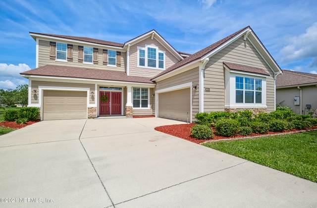 1021 Santa Cruz Street St, St Augustine, FL 32092 (MLS #1121783) :: EXIT 1 Stop Realty