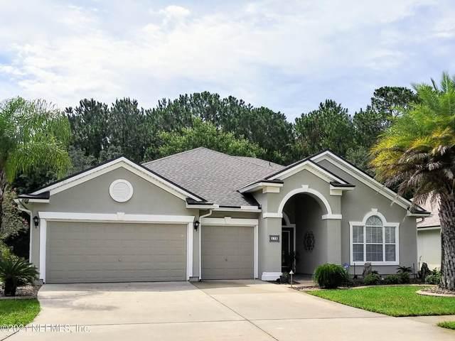 173 Casa Sevilla Ave, St Augustine, FL 32092 (MLS #1121796) :: Berkshire Hathaway HomeServices Chaplin Williams Realty