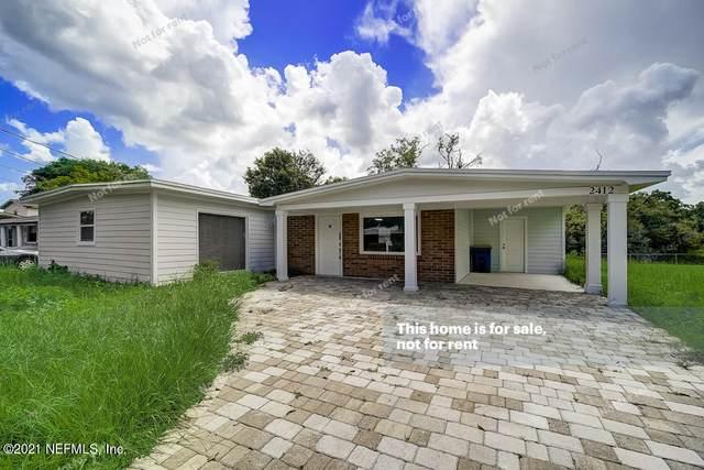2412 Burgoyne Dr, Jacksonville, FL 32208 (MLS #1121811) :: Bridge City Real Estate Co.