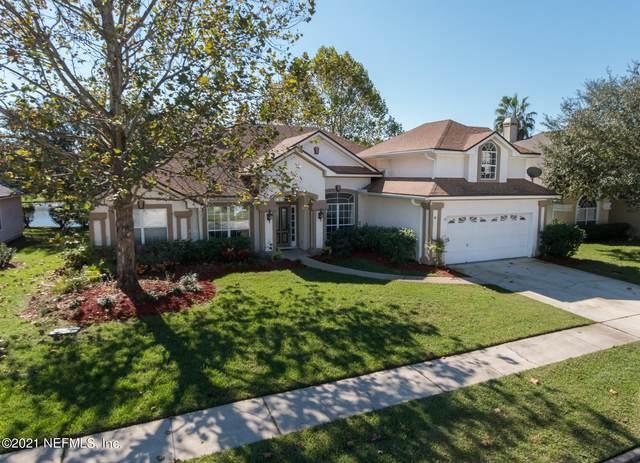 1453 Creeks Edge Ct, Orange Park, FL 32003 (MLS #1121816) :: The Huffaker Group