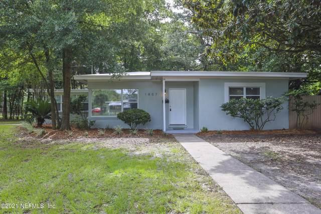 1807 Harvester St, Jacksonville, FL 32210 (MLS #1121820) :: The Volen Group, Keller Williams Luxury International