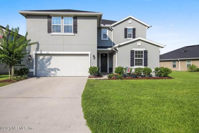 403 East Teague Bay Drive, St Augustine, FL 32092 (MLS #1121826) :: Ponte Vedra Club Realty