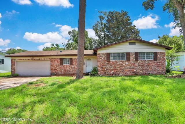 3437 Lenczyk Dr W, Jacksonville, FL 32277 (MLS #1121833) :: Berkshire Hathaway HomeServices Chaplin Williams Realty