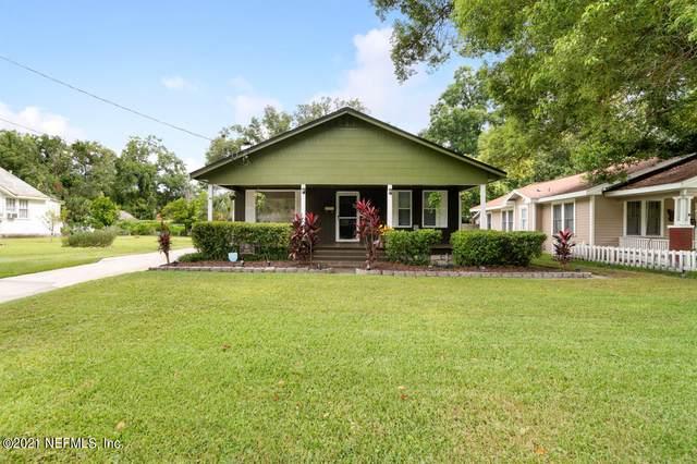2658 Ernest St, Jacksonville, FL 32204 (MLS #1121844) :: Olde Florida Realty Group