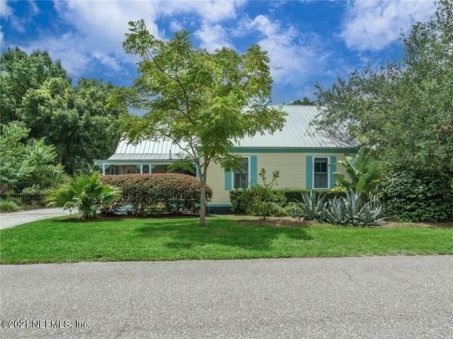 502 S 6TH St, Fernandina Beach, FL 32034 (MLS #1121867) :: EXIT Inspired Real Estate