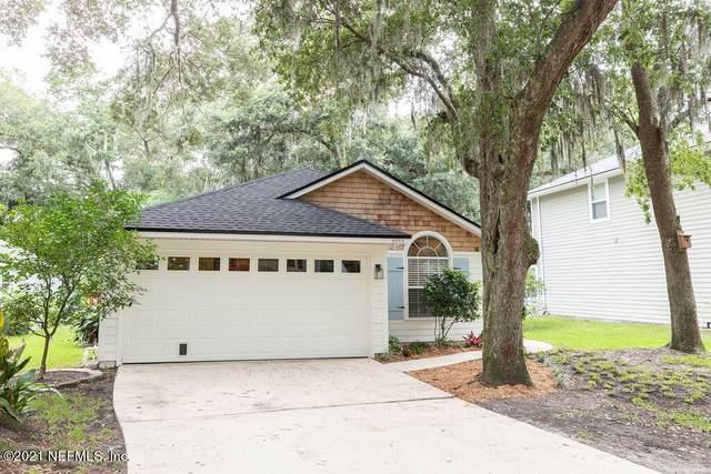 4054 Palm Way, Jacksonville Beach, FL 32250 (MLS #1121876) :: The Hanley Home Team