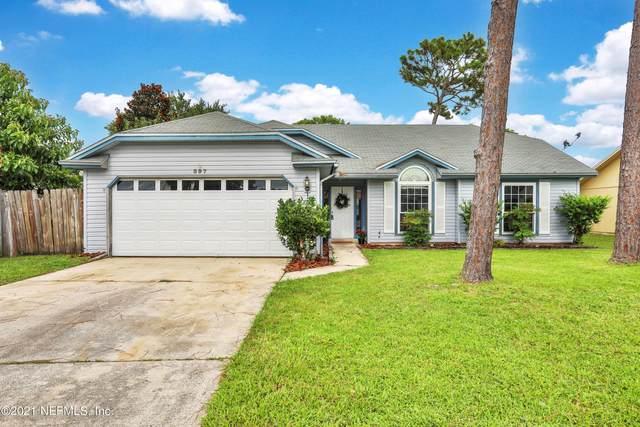 397 Prindle Dr E, Jacksonville, FL 32225 (MLS #1121880) :: Olde Florida Realty Group