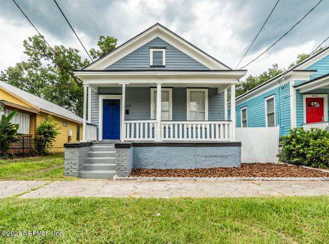 439 E 3RD St, Jacksonville, FL 32206 (MLS #1121881) :: EXIT Real Estate Gallery
