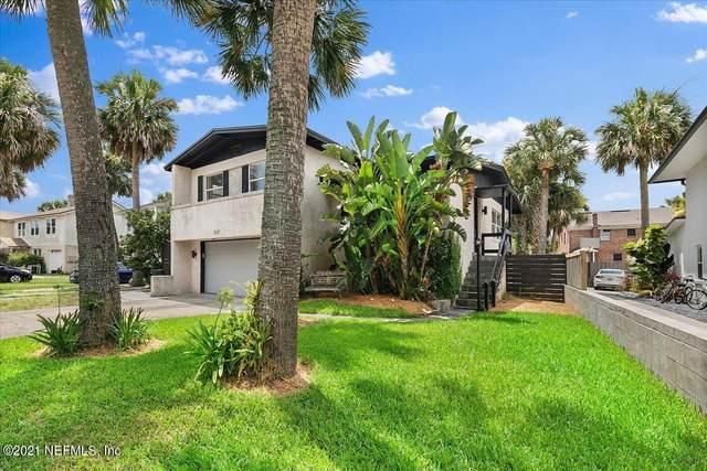 217 Oleander St, Neptune Beach, FL 32266 (MLS #1121910) :: EXIT 1 Stop Realty