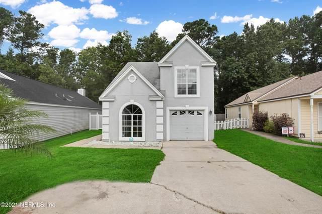 596 Staffordshire Dr, Jacksonville, FL 32225 (MLS #1121917) :: Memory Hopkins Real Estate