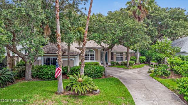 1843 Windswept Oak Ln, Fernandina Beach, FL 32034 (MLS #1121927) :: EXIT 1 Stop Realty