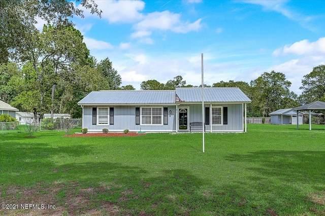 120 Peppermint Ave, Middleburg, FL 32068 (MLS #1121943) :: The Hanley Home Team